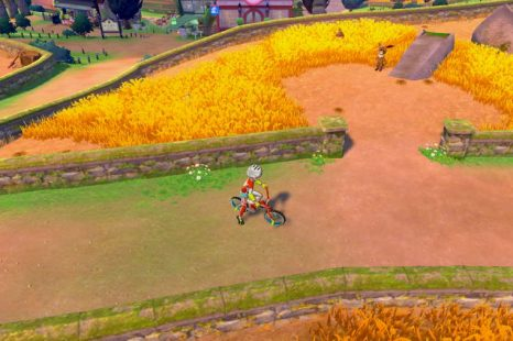 Where To Get A Bike In Pokemon Sword & Shield