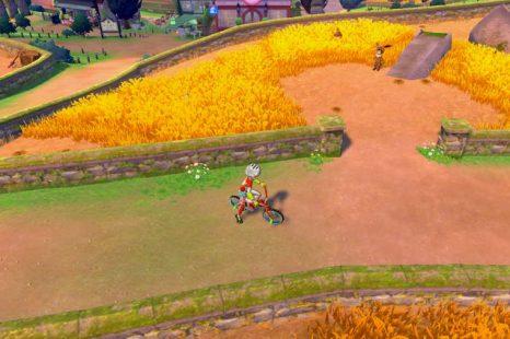 Where To Get A Bike In Pokemon Sword & Shield