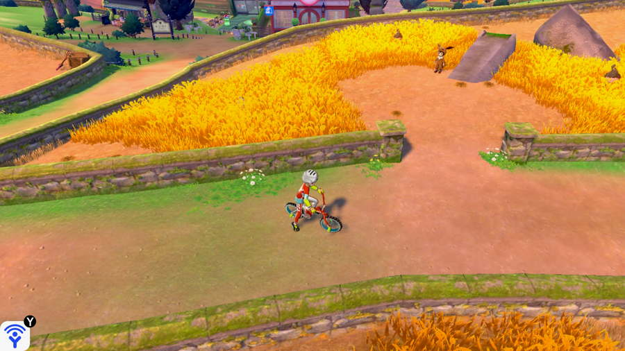 Where To Get A Bike In Pokemon Sword And Shield
