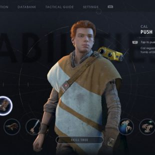 Where To Learn Force Push In Star Wars Jedi Fallen Order