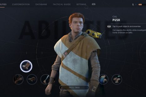 Where To Learn Force Push In Star Wars Jedi Fallen Order