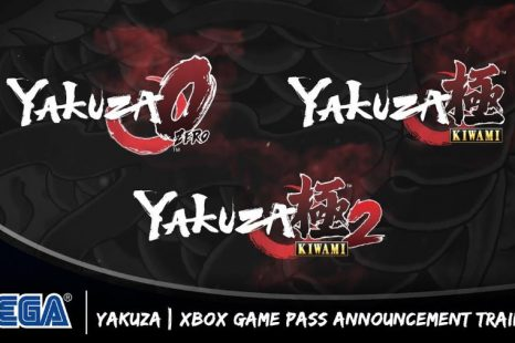 Yakuza Hits Coming to Xbox One and Windows 10