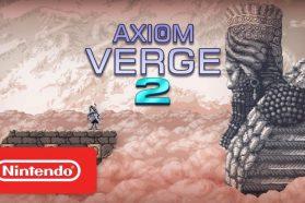 Axiom Verge 2 Announced