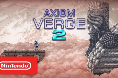 Axiom Verge 2 Announced