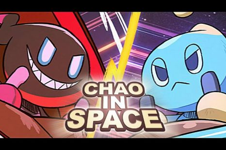 """""""Chao in Space"""" Sonic Special Released"""
