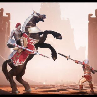 Mounts and Mounted Combat Coming to Conan Exiles