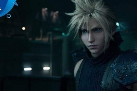 Final Fantasy VII Remake Gets Cloud Strife Trailer