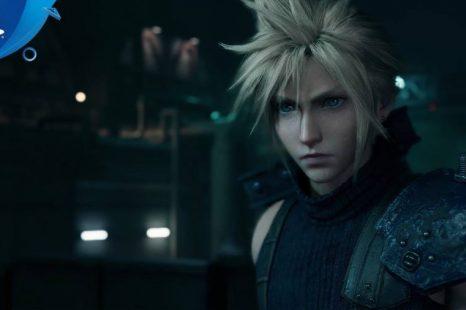 Final Fantasy VII Remake Gets Cloud Strife Trailer