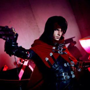Cosplay Wednesday – Final Fantasy VII's Vincent Valentine