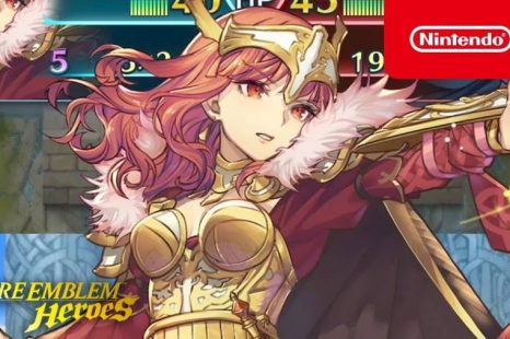 Celica Coming to Fire Emblem Heroes