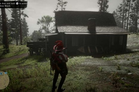 How To Unlock Moonshine Role In Red Dead Online