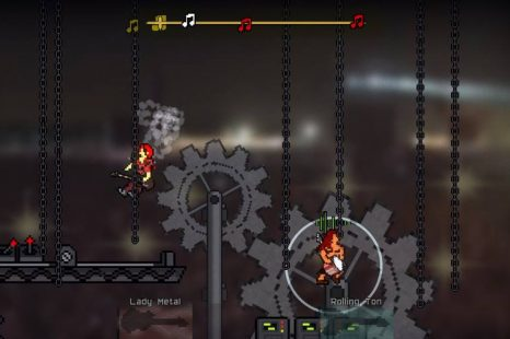 It's Raining Fists and Metal Review