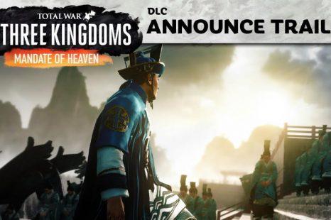 Total War: Three Kingdoms Mandate of Heaven DLC Arriving January 16