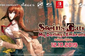Steins;Gate: My Darling's Embrace Now Available Stateside