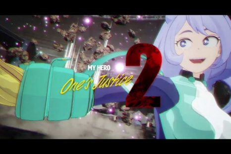 My Hero One's Justice 2 Gets Character Trailer