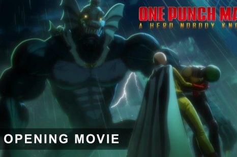One Punch Man: A Hero Nobody Knows Opening Trailer Released