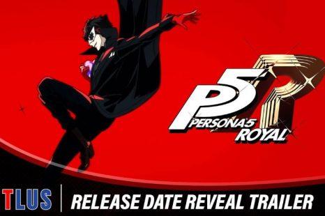 Persona 5 Royal Launching Stateside March 31