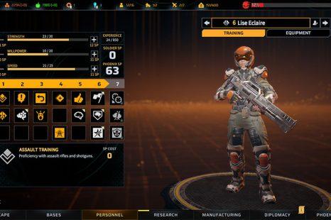 Phoenix Point Soldier Classes Guide