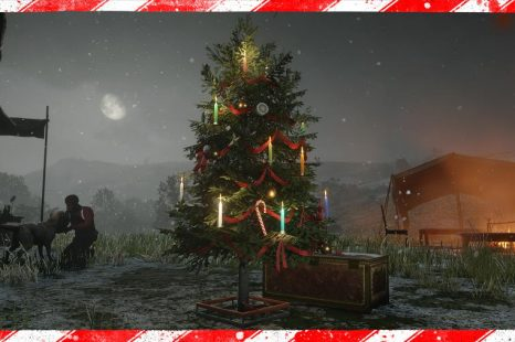 Festive Showdown Modes in Red Dead Online
