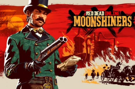 Moonshiners Coming to Red Dead Online December 13
