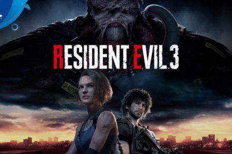 Resident Evil 3 Remake Coming April 3