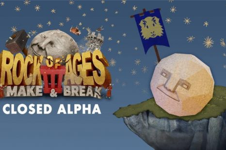 Rock of Ages 3 Closed Alpha Coming January 10