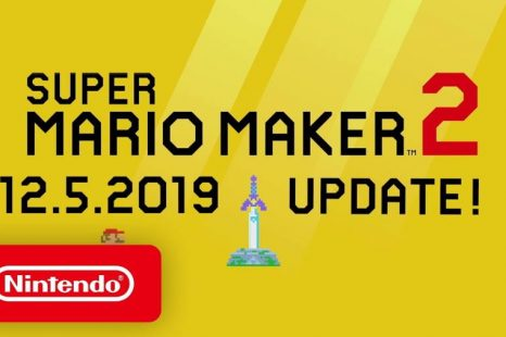 Link Coming to Super Mario Maker 2