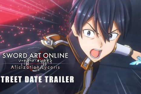 Sword Art Online Alicization Lycoris Launching May 22