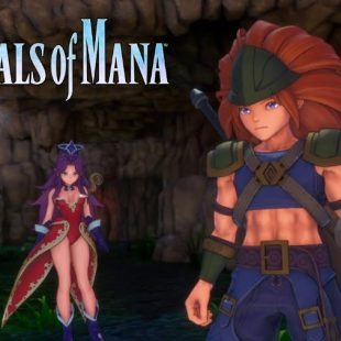 Duran and Angela Highlighted in Trials of Mana Trailer