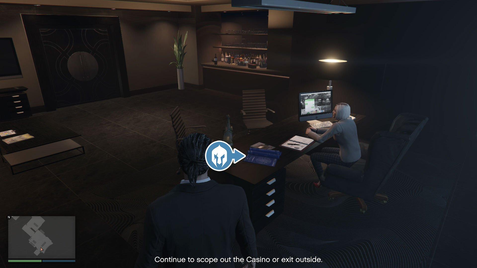 gta v casino heist scope points