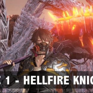 Code Vein Hellfire Knight DLC Now Available