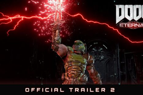 DOOM Eternal Gets Second Official Trailer
