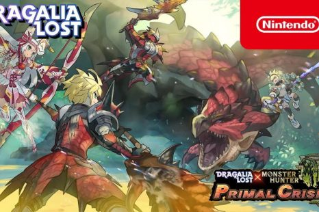 Dragalia Lost Getting Monster Hunter Event