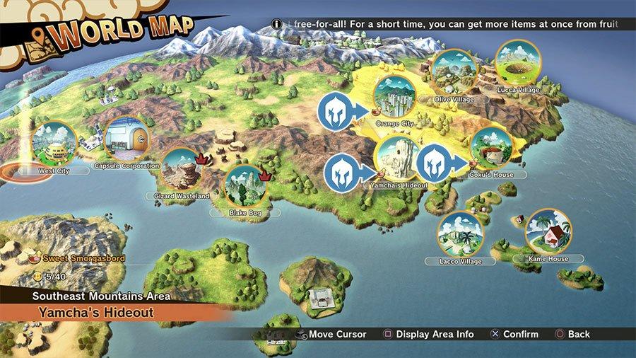 Dragon Ball Z: Kakarot Frenzy Guide