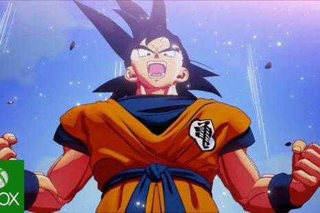 Dragon Ball Z: Kakarot Gets Anime-Style Recap