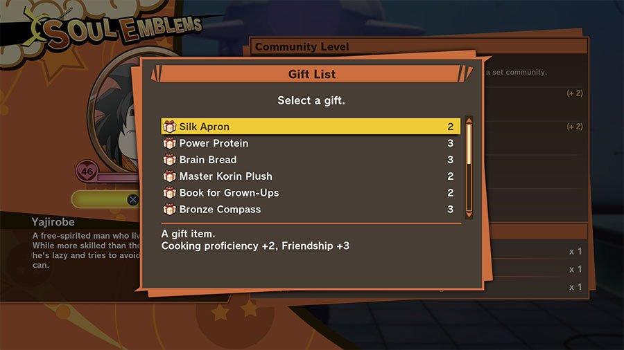 Dragon Ball Z Kakarot Gift Giving Guide