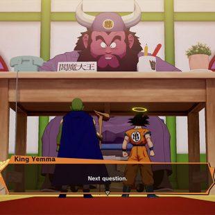 Dragon Ball Z: Kakarot King Yemma Quiz Guide