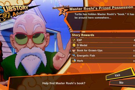 Dragon Ball Z Kakarot Substory Guide
