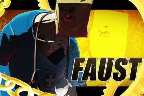 Faust Coming to Guilty Gear -Strive-