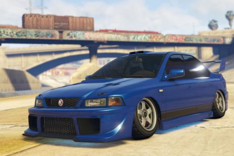 Karin Sultan Classic Now Available in GTA Online