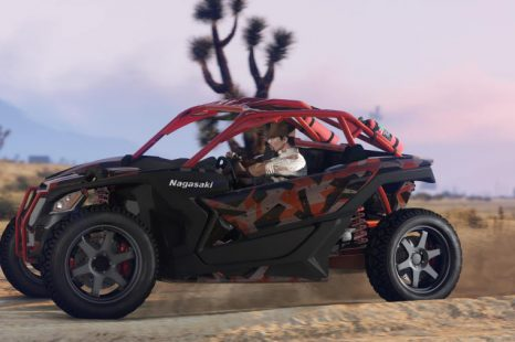 Nagasaki Outlaw Now in GTA Online