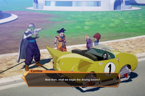 How To Get A Car In Dragon Ball Z: Kakarot