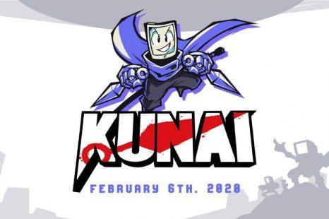 KUNAI Gets Boss Trailer