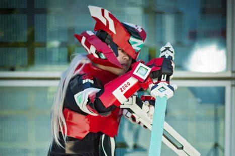 Cosplay Wednesday – Mega Man's Zero