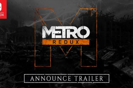 Metro Redux Collection Announced for the Nintendo Switch