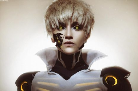 Cosplay Wednesday – One Punch Man's Genos