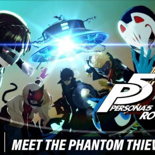 Meet the Phantom Thieves in New Persona 5 Royal Trailer