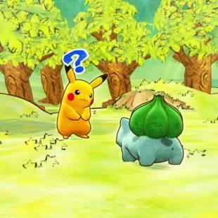 Pokemon Mystery Dungeon DX All Starter Pokemon