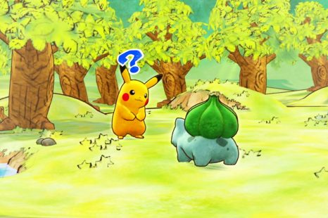 Pokemon Mystery Dungeon DX All Starter Pokemon
