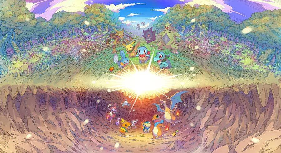 Pokemon Mystery Dungeon DX Quiz Guide